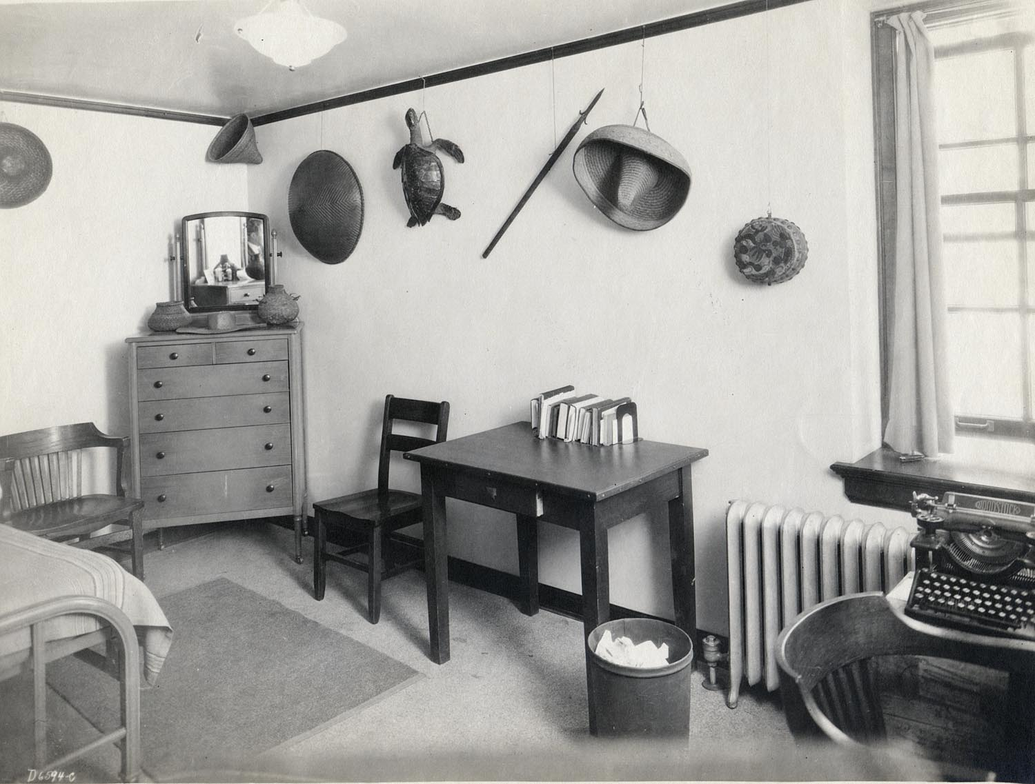 Photo of an Adams Hall dorm